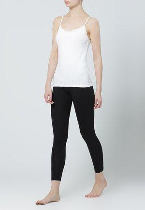 COMFORT - Spodnie od piżamy - schwarz