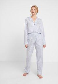 Calida - SWEET DREAMS SET - Pyžamo - peacoat blue - 1