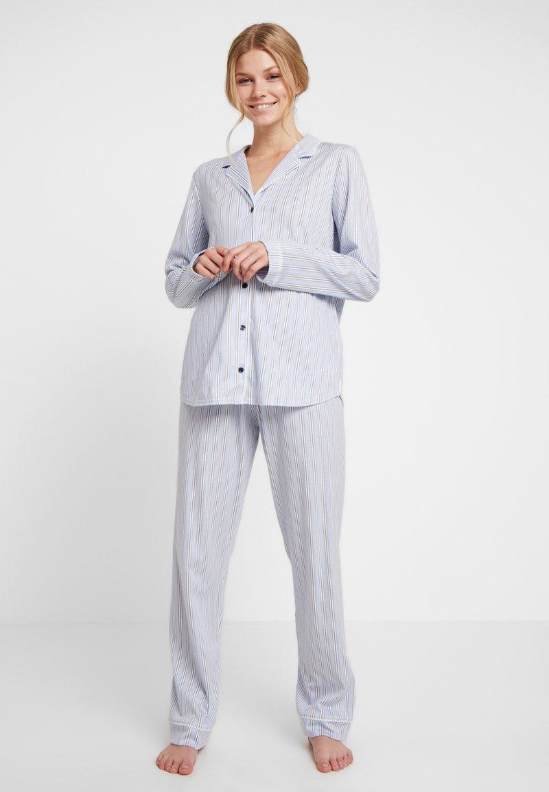 Calida - SWEET DREAMS SET - Pyžamo - peacoat blue