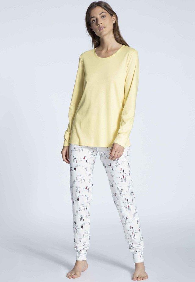 Pyjama set - pineapple