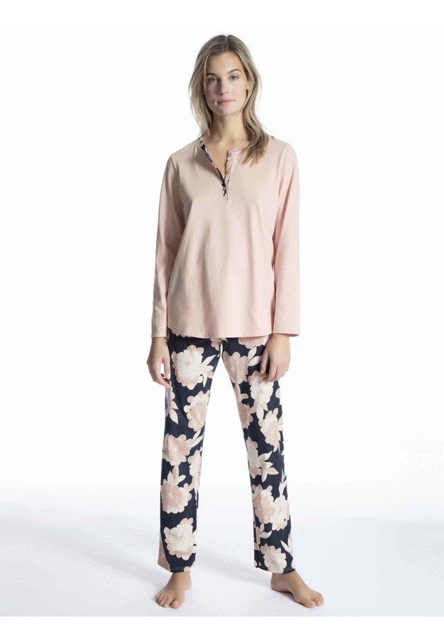 PYJAMA LANG - Pyjama set - peach rose