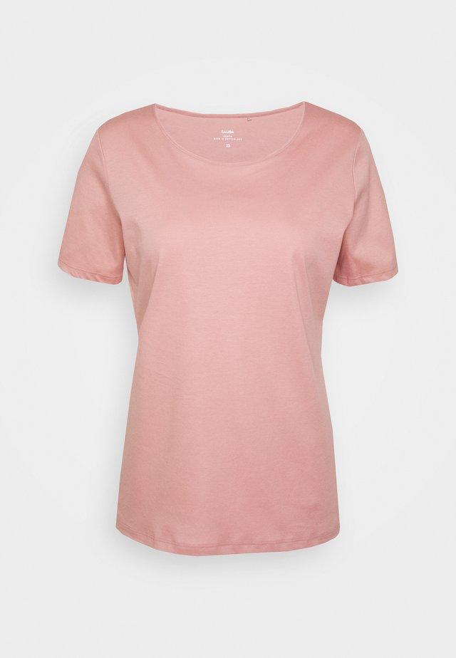 FAVOURITES DREAMS KURZARM - Haut de pyjama - rose bud