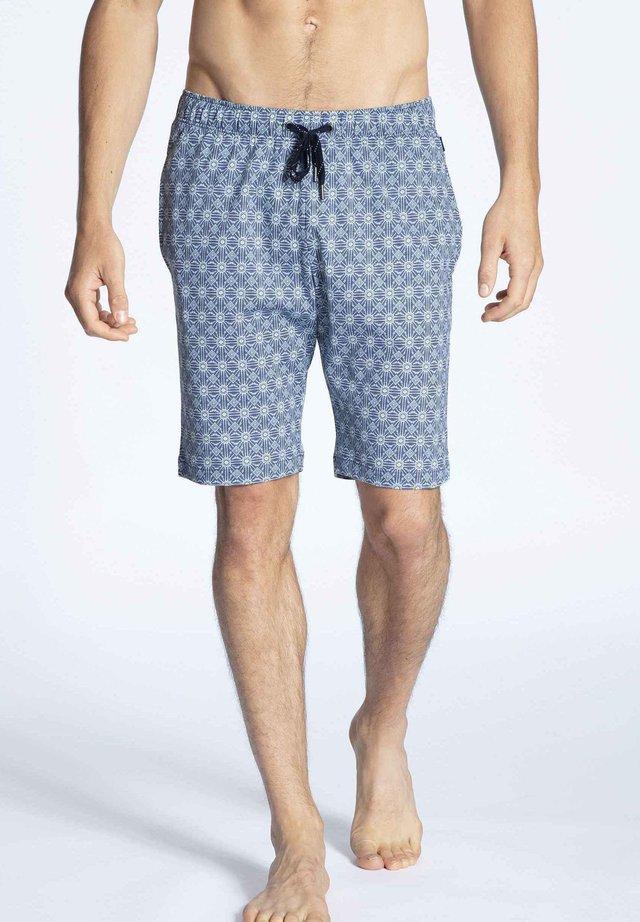 BERMUDAS - Pyjama bottoms - vintage indigo