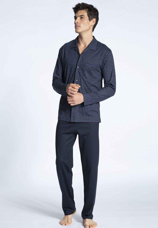 Pyjamas - bonnet blue