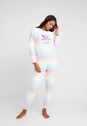 UNICORN DREAMS LONG FLUFFY SET - Pigiama - multi