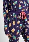 Chelsea Peers - PAMPER SLOTH SLEEPOVER SACK SET - Pyjama - multi