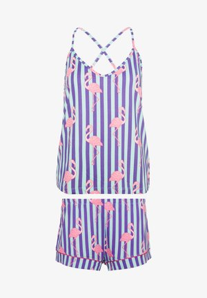FLAMINGO - Pyjamas - blue
