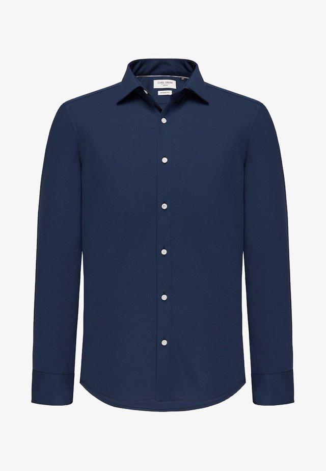 CG EDAN - Formal shirt - dark blue
