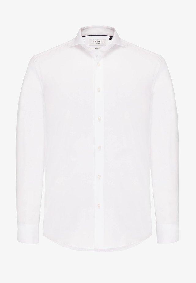 ELVIO - Shirt - weiãŸ