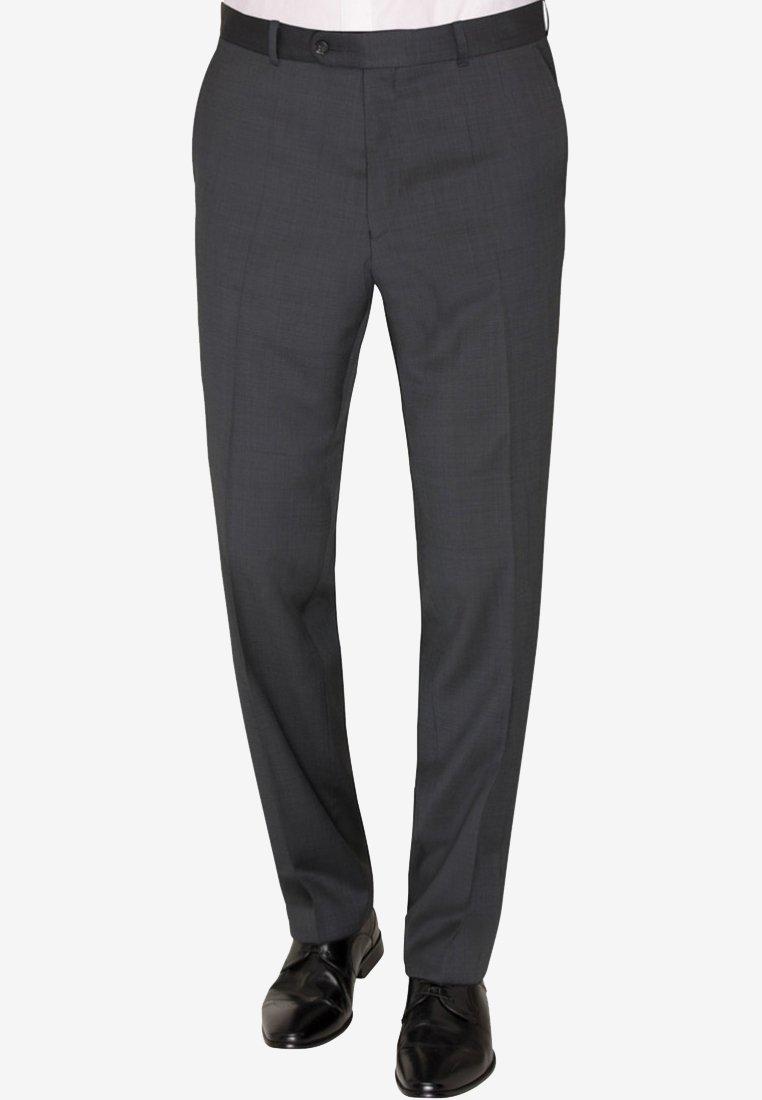 Carl Gross - Suit trousers - grey