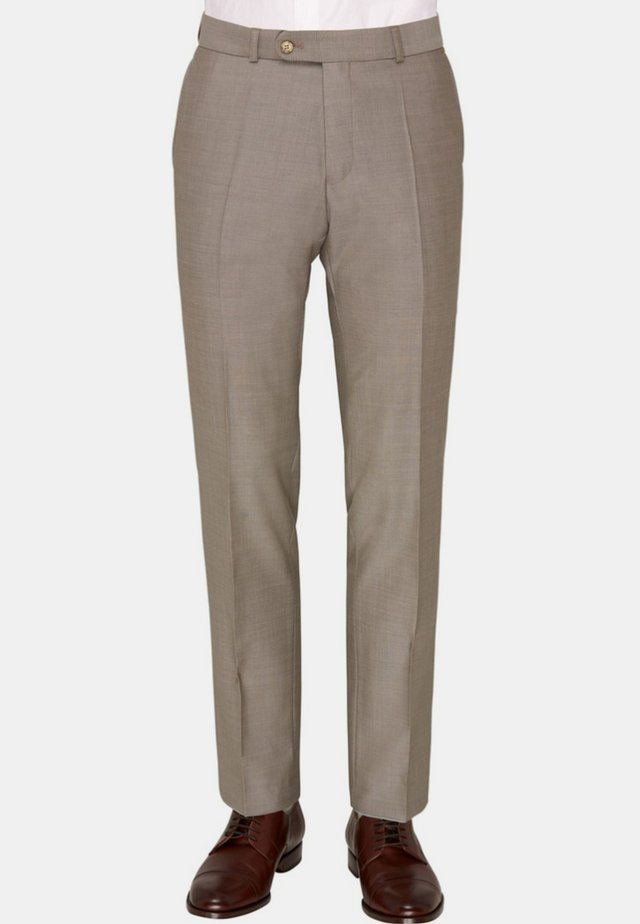 Suit trousers - light brown