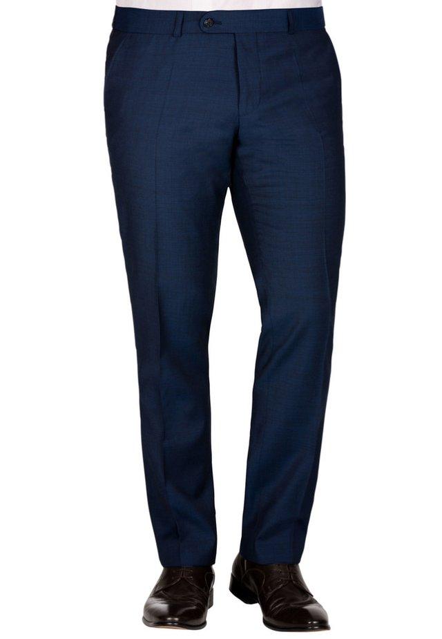 SASCHA - Suit trousers - blue