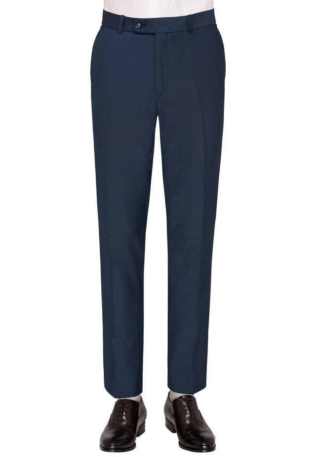 CG SVEN - Suit trousers - dunkelblau