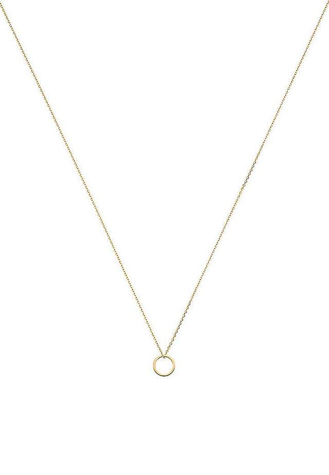 Halskette - gold