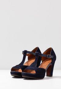 Chie Mihara - EMUS - High heeled sandals - nuit/posh navy - 4