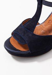 Chie Mihara - EMUS - High heeled sandals - nuit/posh navy - 2