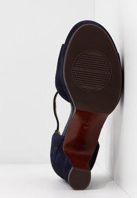 Chie Mihara - EMUS - High heeled sandals - nuit/posh navy - 6