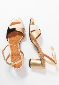 Chie Mihara - LUCANO - Sandals - leche/oro - 3