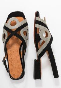 Chie Mihara - TABATA - Sandals - cement - 3