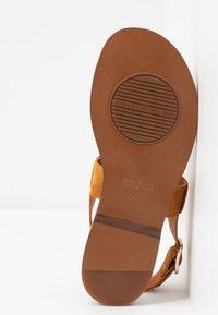 Chie Mihara - WADEL - Sandals - cognac - 6