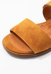 Chie Mihara - WADEL - Sandals - cognac - 2