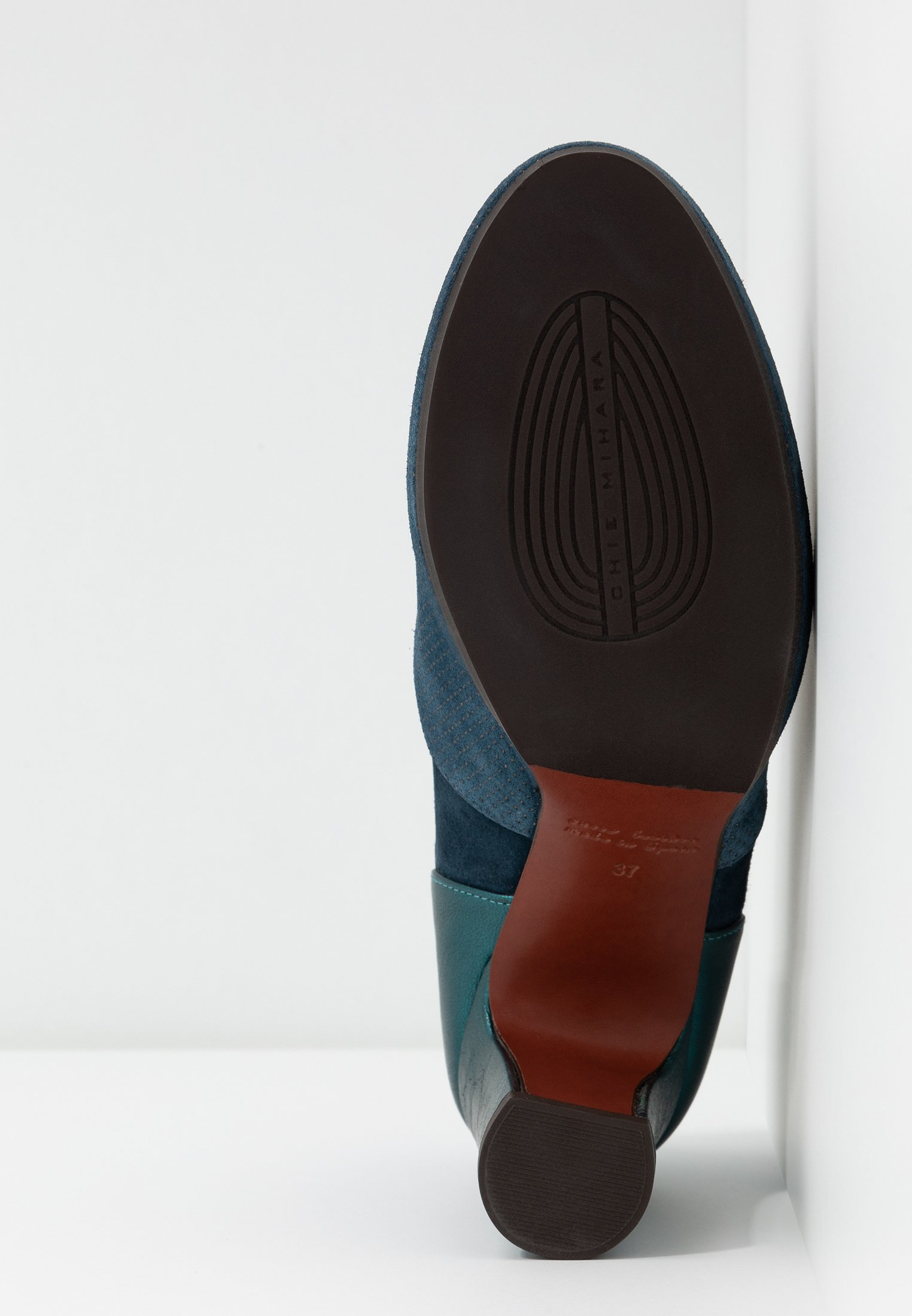 Chie Mihara JOOP - Boots à talons galaxy denim/indigo/picasso mare