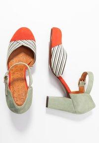 Chie Mihara - UCIEL - Classic heels - russo/salvia - 3
