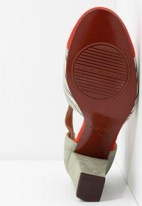 Chie Mihara - UCIEL - Classic heels - russo/salvia - 6