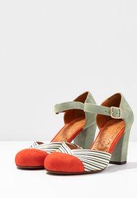 Chie Mihara - UCIEL - Classic heels - russo/salvia - 4