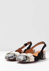 Chie Mihara - PERLA - Classic heels - mambo nutur/barna leche - 4