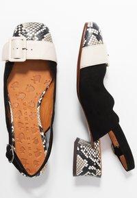 Chie Mihara - PERLA - Classic heels - mambo nutur/barna leche - 3