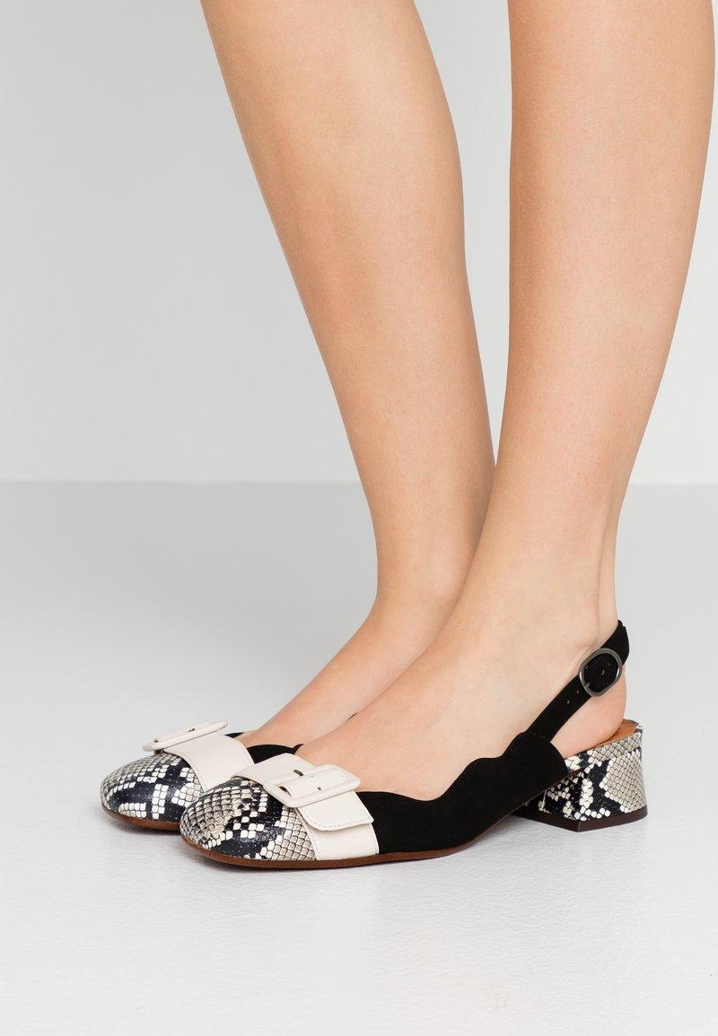 Chie Mihara - PERLA - Classic heels - mambo nutur/barna leche