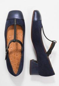 Chie Mihara - PEGASO - Classic heels - navy/nuit - 3