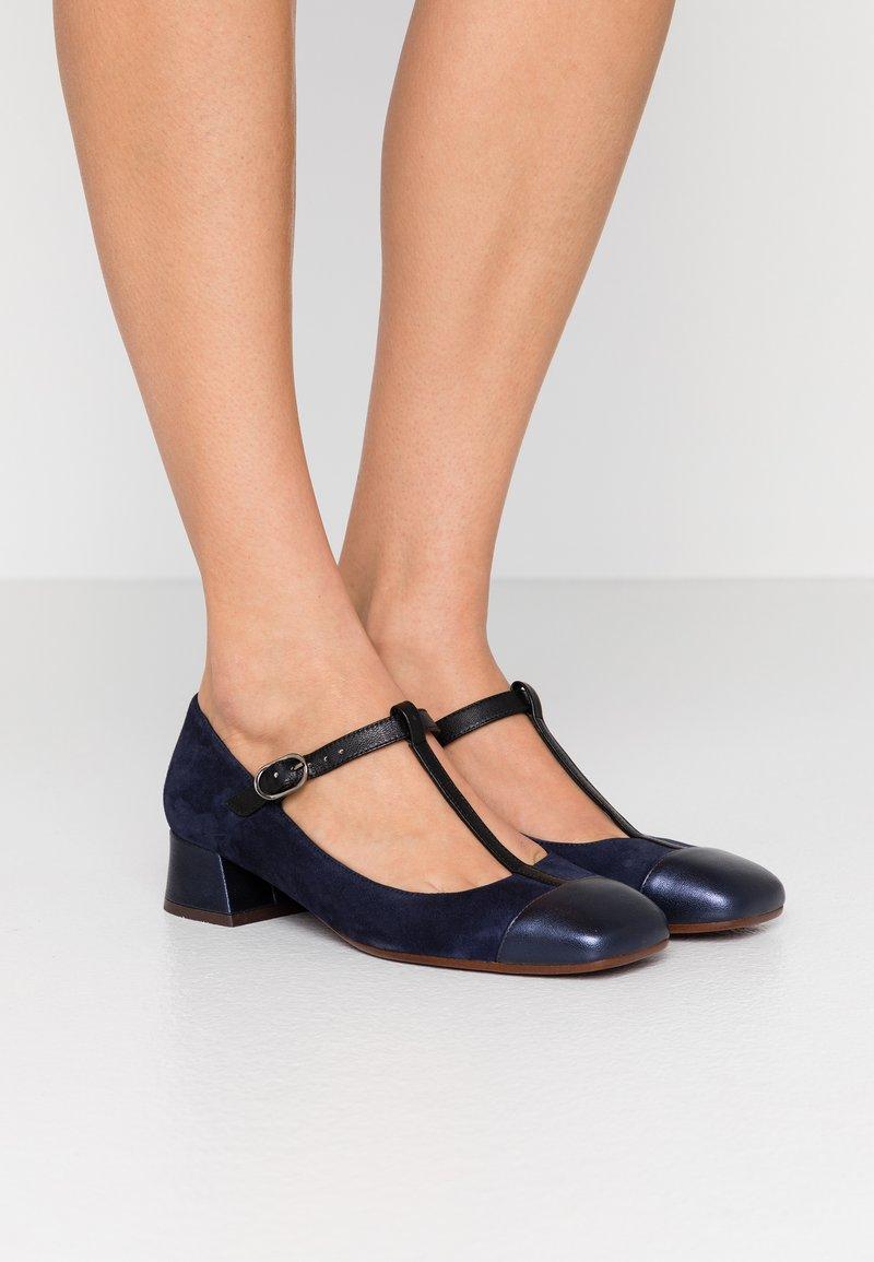 Chie Mihara - PEGASO - Classic heels - navy/nuit