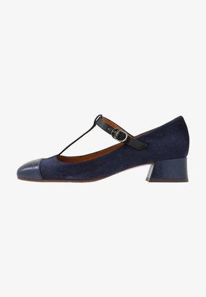 PEGASO - Classic heels - navy/nuit