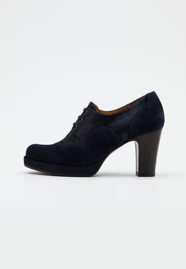 JULEM - Ankle boots - noche/navy