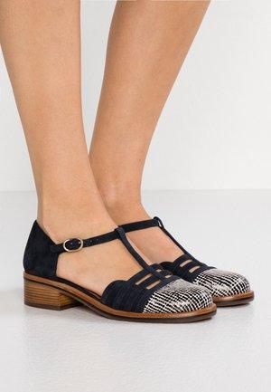 YUNA - Classic heels - dark grey