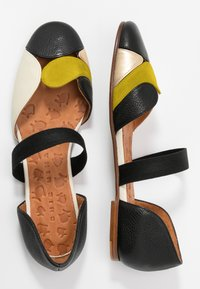 Chie Mihara - VACHEL - Ankle strap ballet pumps - jansen/curry/oro - 3