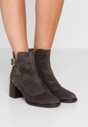 Boots à talons - west grafito