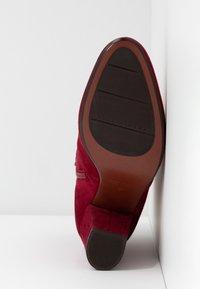 Chie Mihara - EBRO - Boots à talons - granate - 6