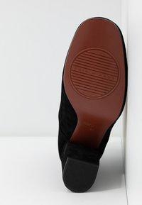 Chie Mihara - GOLETA - Bottines à talons hauts - black - 6