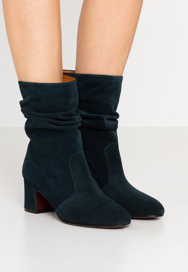 NA EDIL - Classic ankle boots - petrol