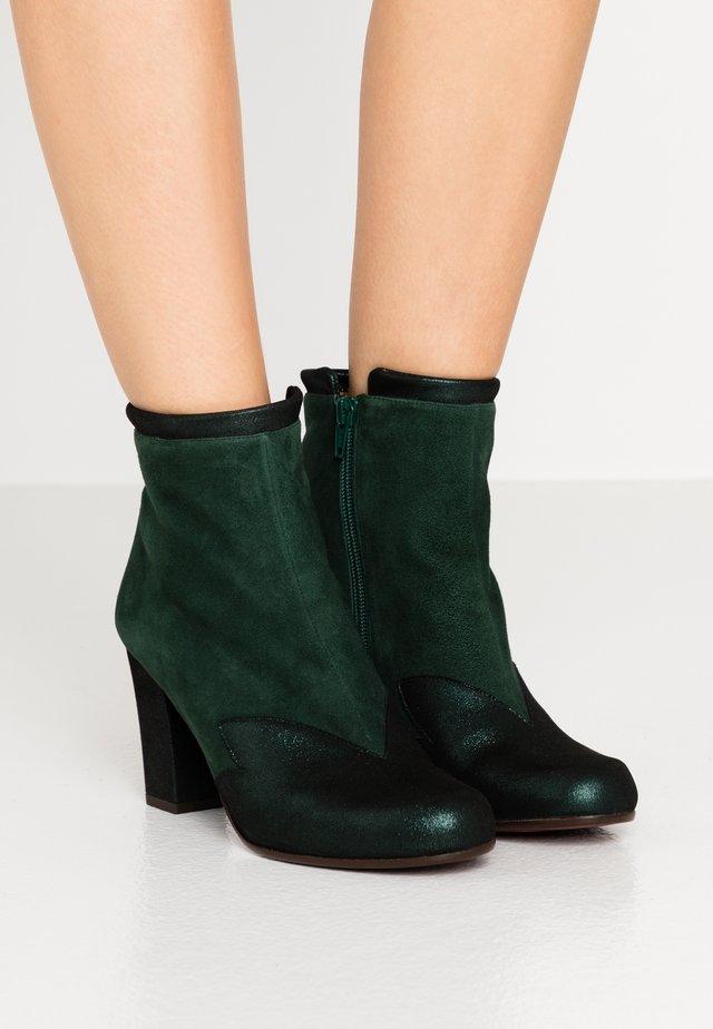 UCANE - Ankle boots - verde/abeto