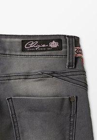 Chipie - JEAN - Slim fit jeans - gris clair - 4