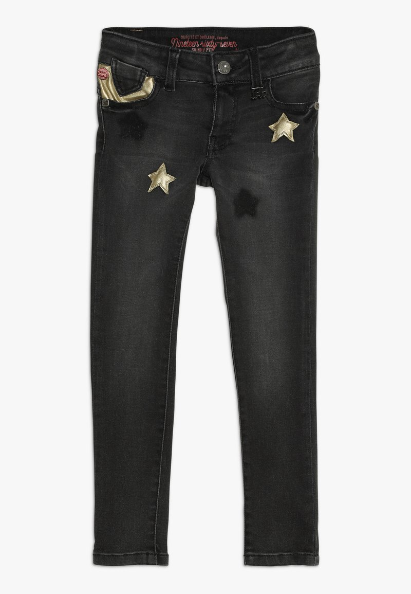 Chipie - JEAN - Jeans Skinny Fit - charcoal grey