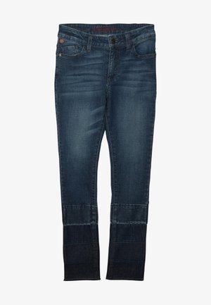 Skinny džíny - navy blue
