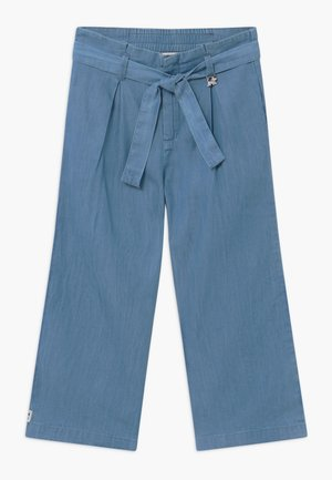 PAPER BAG - Jeans Bootcut - indigo