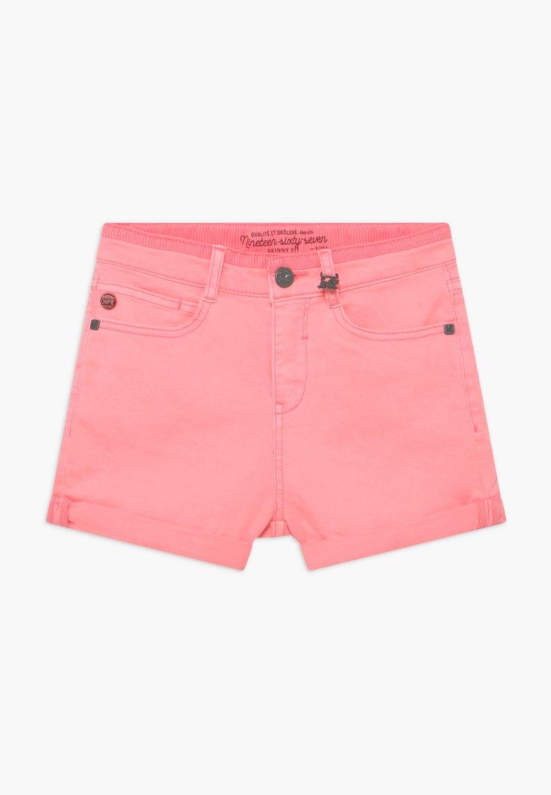 Chipie - Denim shorts - rosa mexica