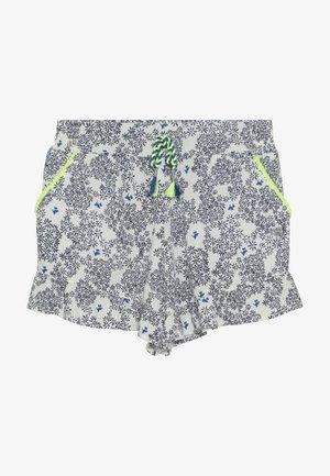 SHORT FLUIDE - Shorts - bleu électrique