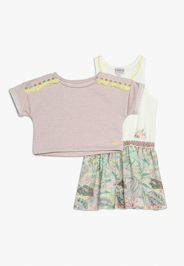 ROBE SET - Day dress - mint